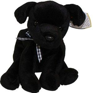 TY Beanie Baby - LUKE the Black Lab